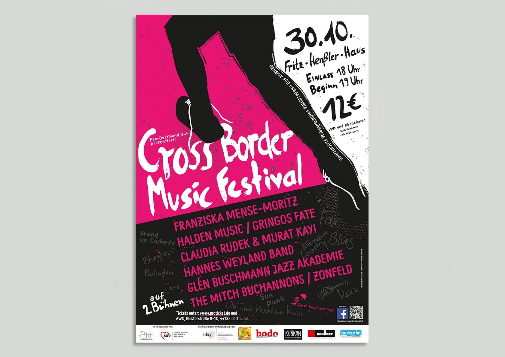 Cross Border Music Festival